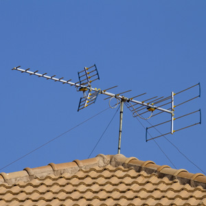 Antenna work 300square