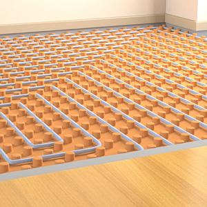 Floor heating 300square