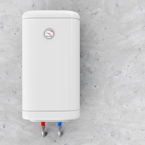 Gas water heater 300square