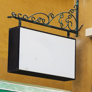 Signboard 300square