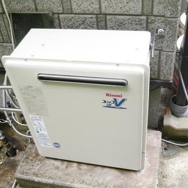 | 24号タイプで冬場でも、シャワーと給湯が同時に出来ますの施工後写真(0枚目)