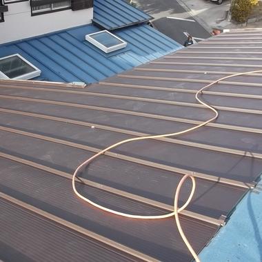 | 名古屋市東区✕屋根工事✕低価格で雨漏りを解決出来る工事の施工後写真(0枚目)