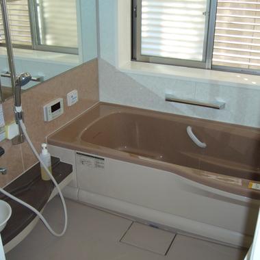 桐生市  タイル貼り風呂から、高級ユニットバスへの施工後写真(0枚目)