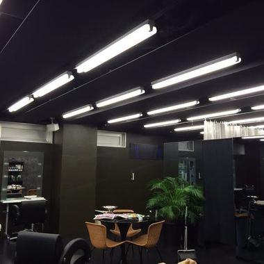 港区 美容室  店舗内装塗装工事の施工後写真(0枚目)
