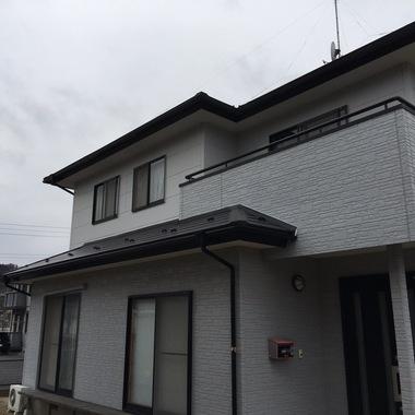 さいたま市桜区  コロニアル屋根葺き替え工事の施工後写真(4枚目)