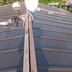 ガルバリウム屋根葺き替え後 全体アップ