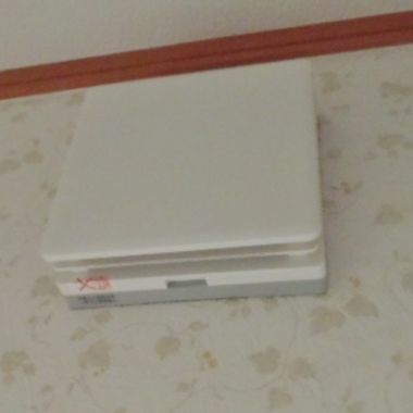 吸排気暖房システム取り付け