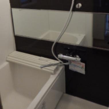 | 寒いタイルお風呂から、暖かく安全なユニットバスへ!の施工後写真(0枚目)