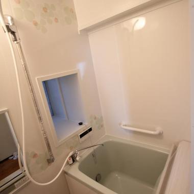 タカラシステムバス 広ろ美ろ浴室 施工