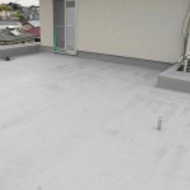 大阪市住吉区✕屋上の防水施工✕丁寧な仕上がりの工事の施工後写真(0枚目)