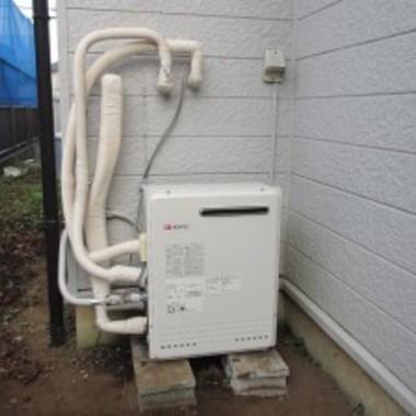 給湯器移設工事 – 横浜市青葉区の施工後写真(0枚目)