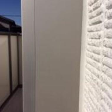 壁へこみ補修