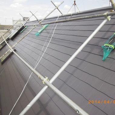 | 屋根メンテナンス施工後