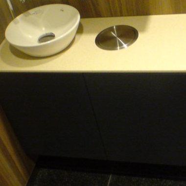 某割烹料理店のトイレ改装。和式から洋式へ。の施工後写真(1枚目)