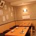 魚日和 店舗改装工事 テーブル席