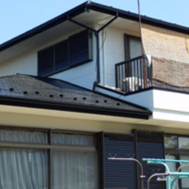 H様邸外壁屋根塗装後