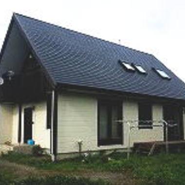 屋根外壁塗装 施工後