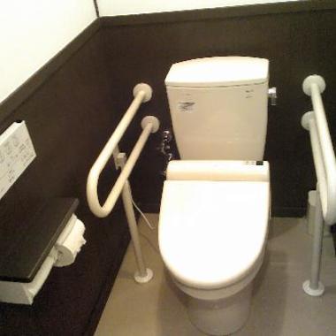 F喫茶店様 トイレの改装後