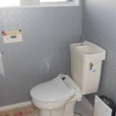 インテリアイワシタ トイレ施工