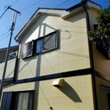 | 外壁屋根塗装 シーリング補修工事 後
