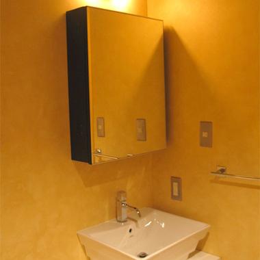 お洒落でハイセンスな住空間 洗面