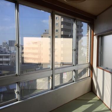 和室リフォーム後 窓