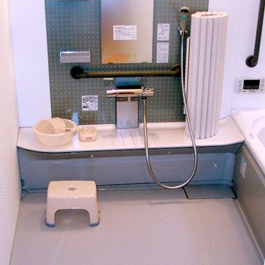 | 浴室リフォーム 洗い場