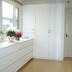 壁面オーダー家具も製作後