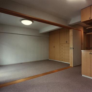 部屋 LDK隣 のリフォーム後