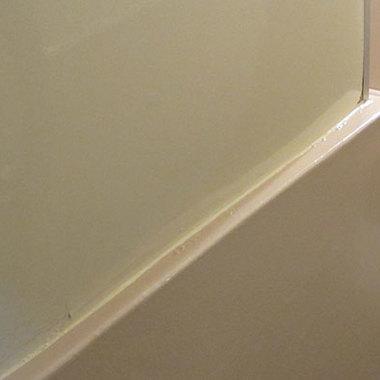 | バスルーム塗装後