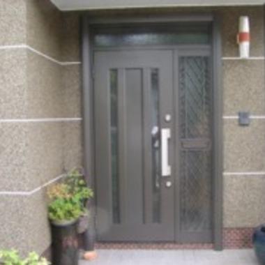 | 玄関ドア取り替え