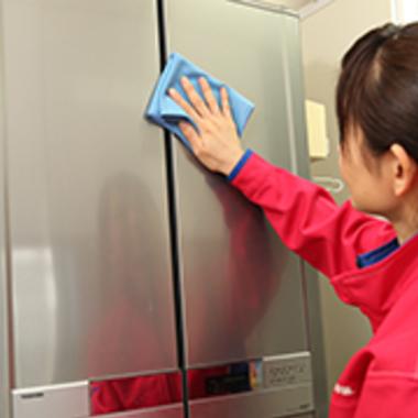 | 冷蔵庫クリーニング