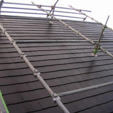 | 屋根の塗装