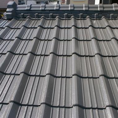 | 屋根シリコン塗装