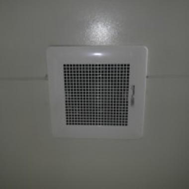 | トイレ換気扇取替え工事