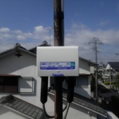 | テレビアンテナ・増幅器取替工事
