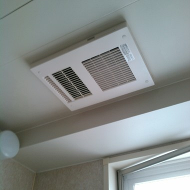 | バス乾燥暖房機交換後