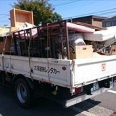 | 不要品回収 回収後の仕分けもお任せな工事