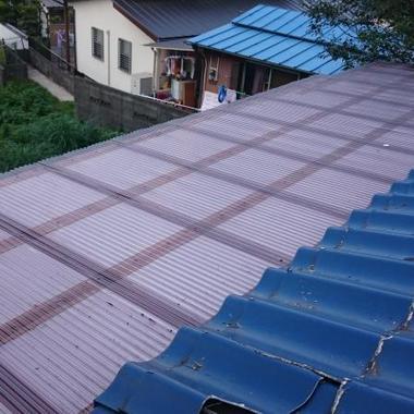 | 屋根の修理