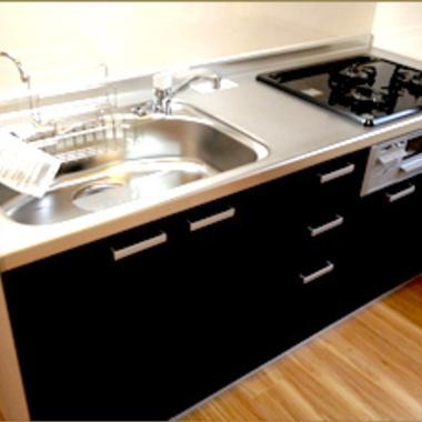 | システムキッチン設置