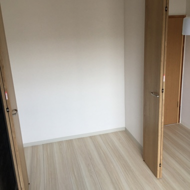 和室から洋室への施工後写真(0枚目)