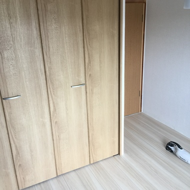 和室から洋室への施工後写真(2枚目)