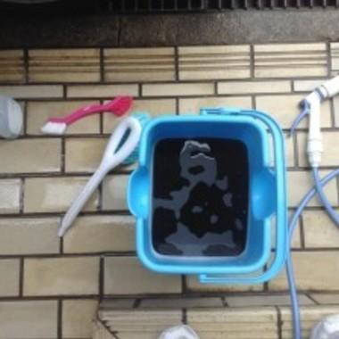 | エアコンクリーニング後の汚れ