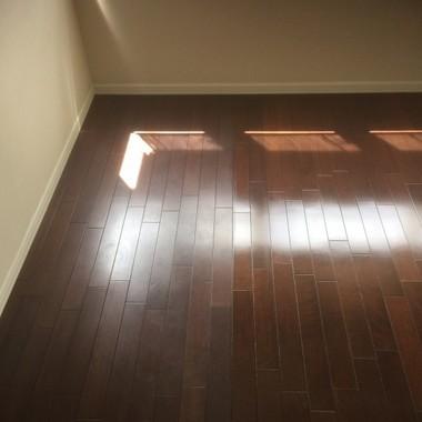 床の洗浄・ワックス