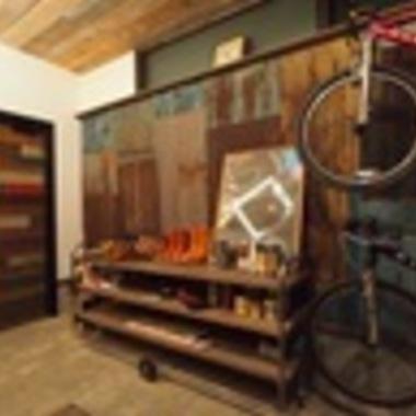 新築注文住宅ヴィンテージハウス 玄関