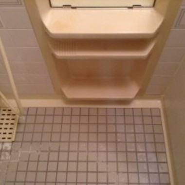 浴室クリーニング 後