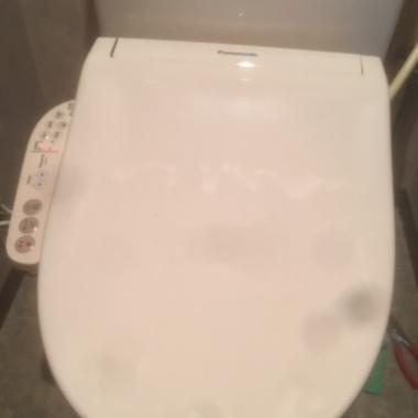 | トイレ交換 完了 便器