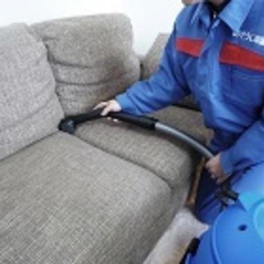 ソファ・椅子クリーニング途中 5
