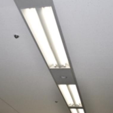 オフィス電灯
