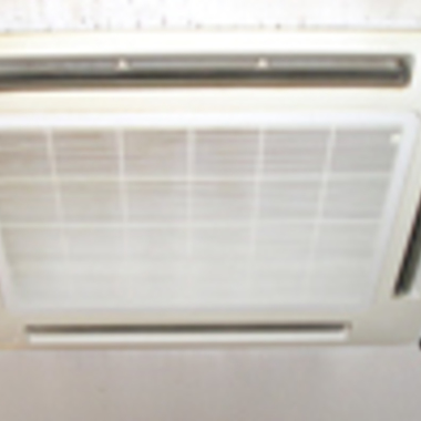 | 埋め込み式エアコン 洗浄1